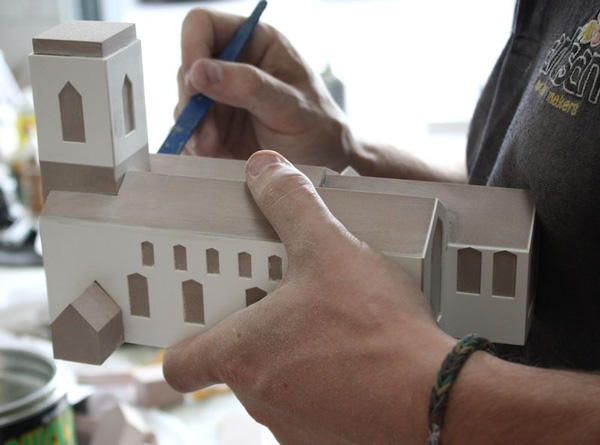 Architectural model master