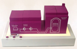 Interactive puzzle for Horizon Nuclear Energy