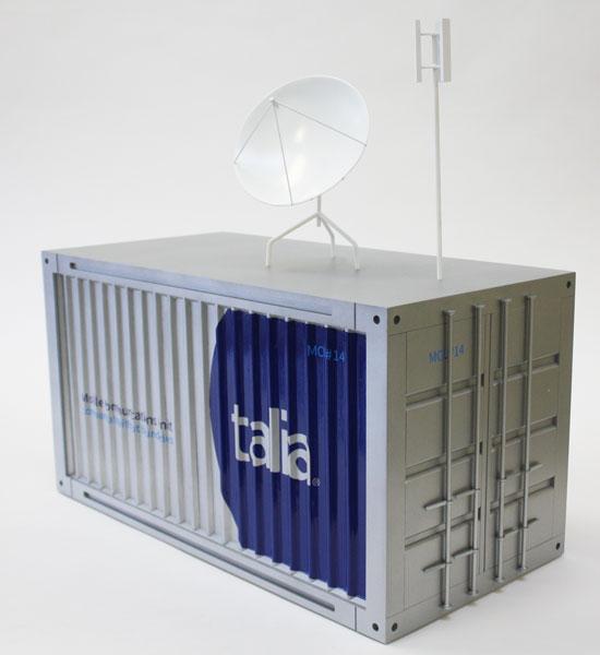 talia communication prop model