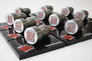 make your mark custom trophies and awards.