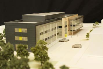 Kier moss architectural model