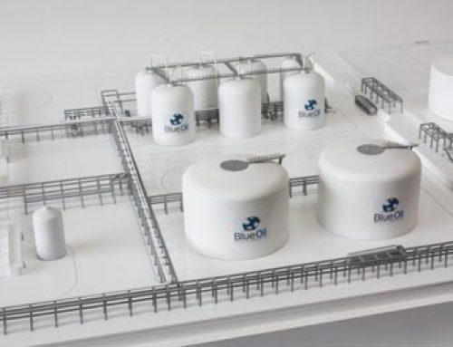 Industrial Model Refinery