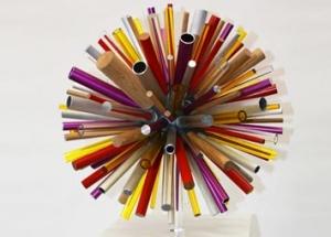 Shell ideas 360 awards acrylic anodised aluminium timber