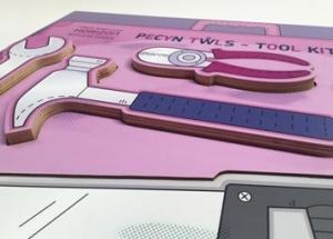 Bespoke plywood jigsaw for Horizon Nuclear Energy