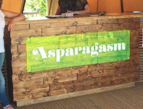 Asparagasm Portable Bar