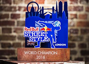 Red Bull Street Style Trophy