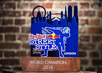 Red Bull Street Style London Trophy