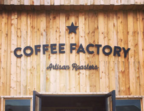 Coffee Factory sign