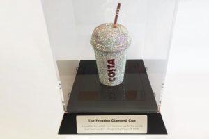 Costa coffe diamante prop cup
