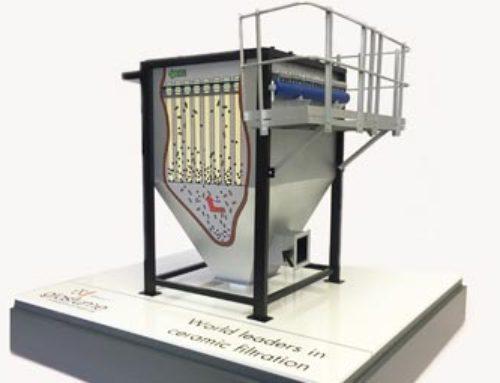 Filter exhibition model