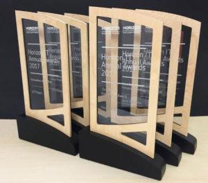 Bespoke trophies for Horizon