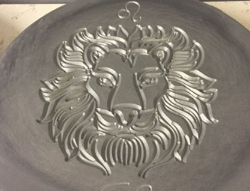 CNC engraved masters
