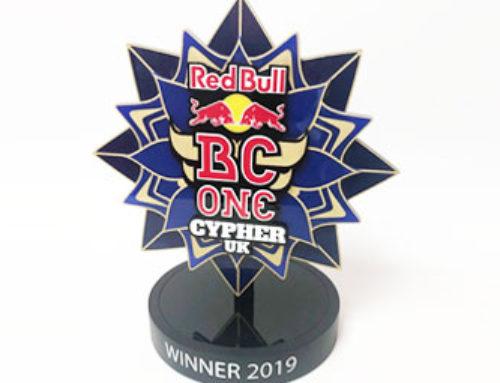 Rebull BC One trophies