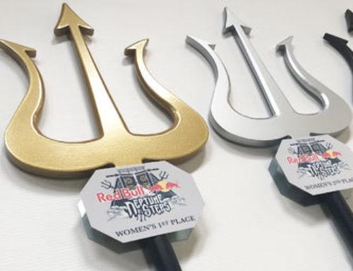 Redbull Neptune Steps trophy