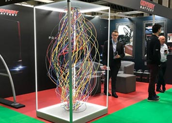 Exhibition trade show model