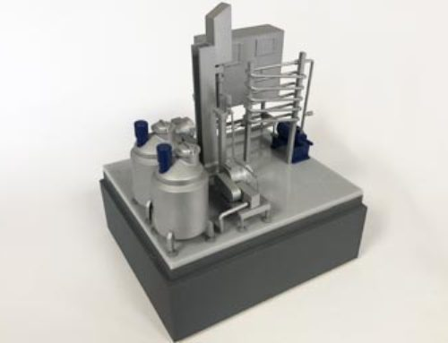 Small Industrial models
