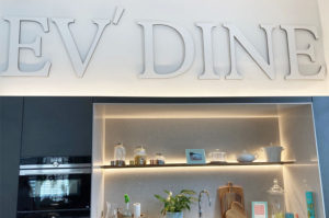 Large 3d wood letters for wall decoration