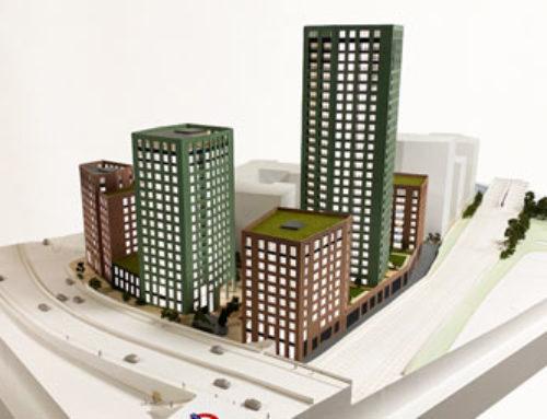 1:150 Architectural Sales Model